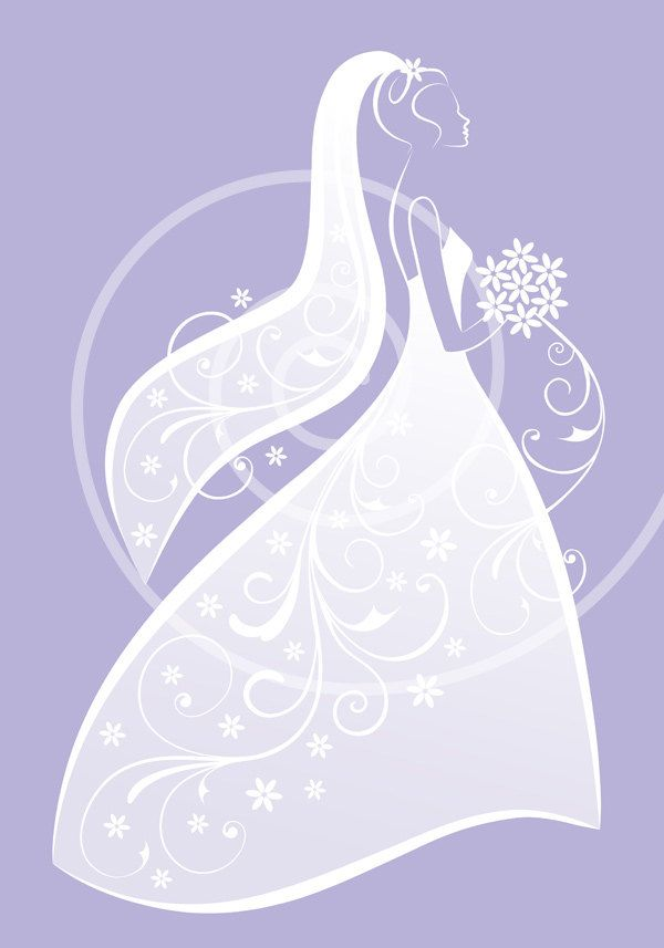 9 bridal shower invitations images on clipart.