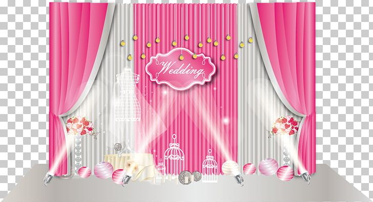 Wedding Stage PNG, Clipart, Curtain, Decor, Happy Birthday.