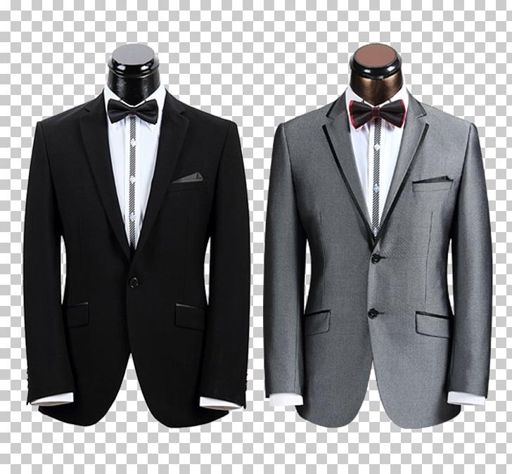 Suit Pants Coat Tuxedo Lapel, Wedding suits PNG clipart.