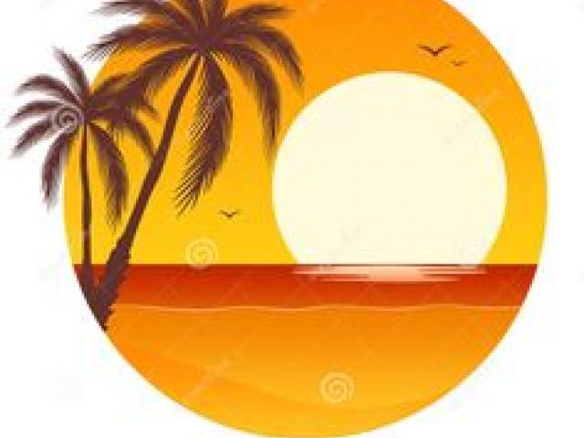 Sunset clipart wedding hawaii, Sunset wedding hawaii.