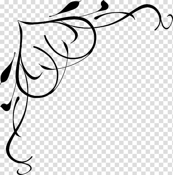 Free content , Wedding Swirls transparent background PNG.