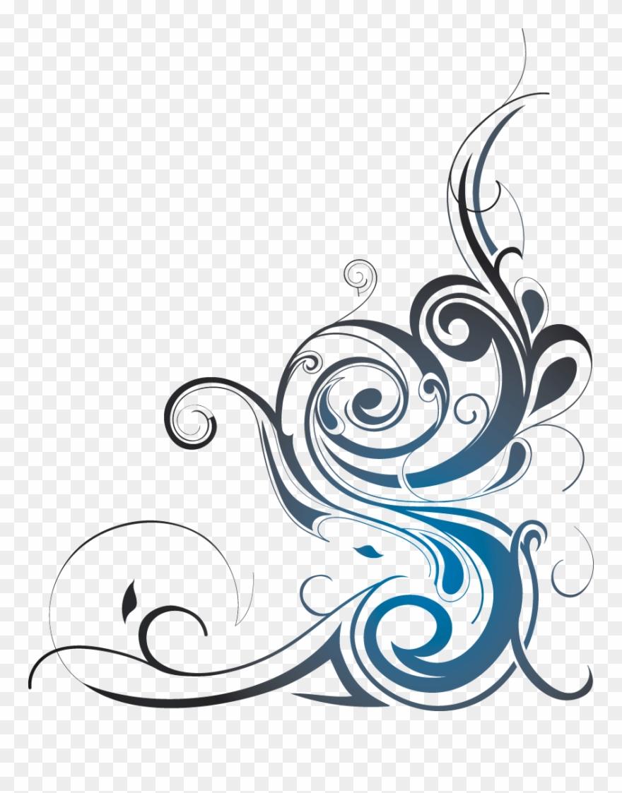 Wedding Swirl Clipart Cliparthut.