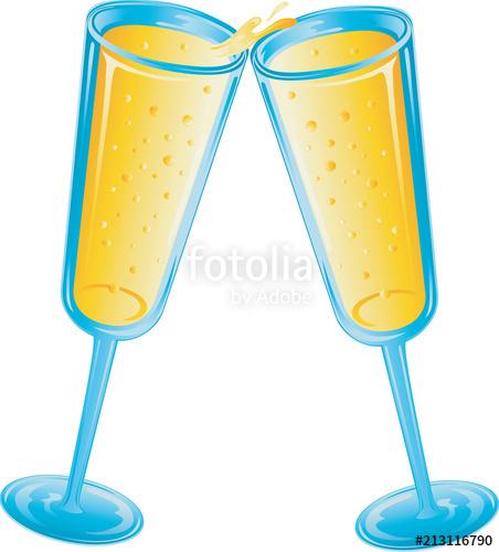 Wedding Toast Icon\