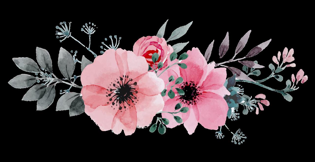 Wedding invitation Flower Floral design.