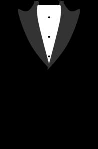 Tuxedo clip art.