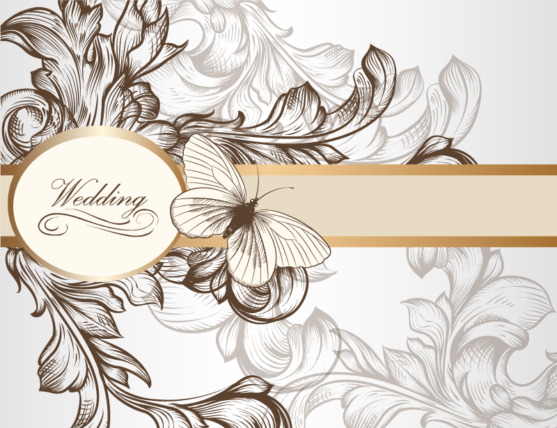 Wedding Vector Graphics Png images collection for free download.