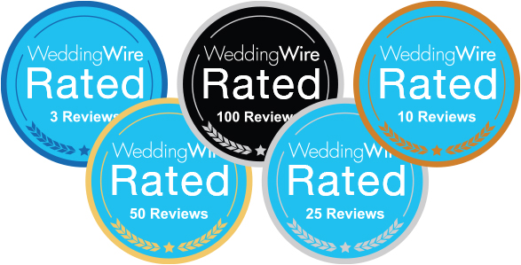 Professional WeddingWire Review Service.