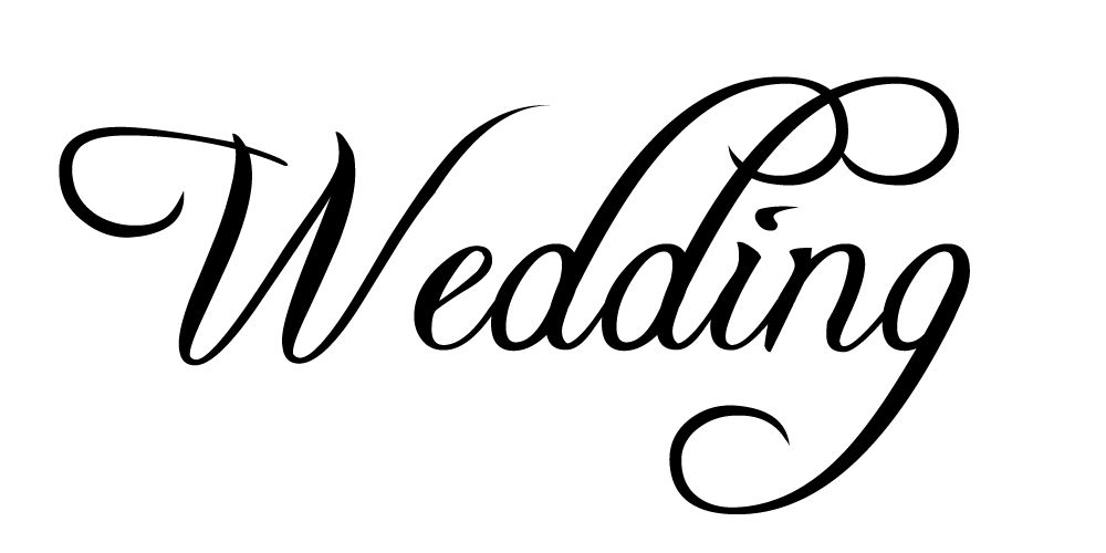 Wedding clipart words clipart images gallery for free.