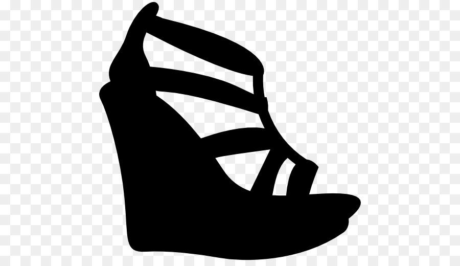 Wedge Walking Shoe png download.