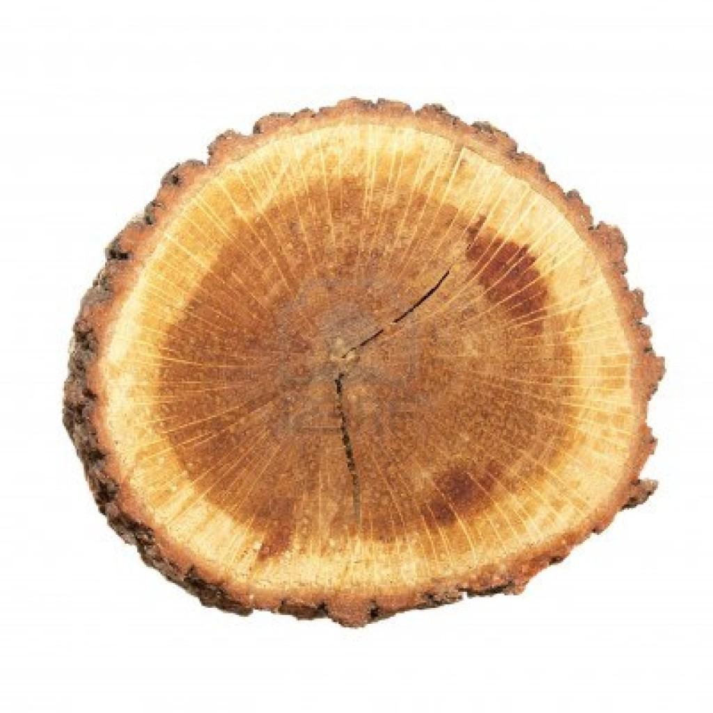 Log Splitting Wedge Clipart.