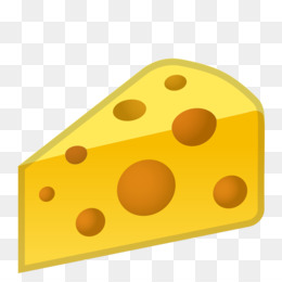 Cheese Wedge PNG.