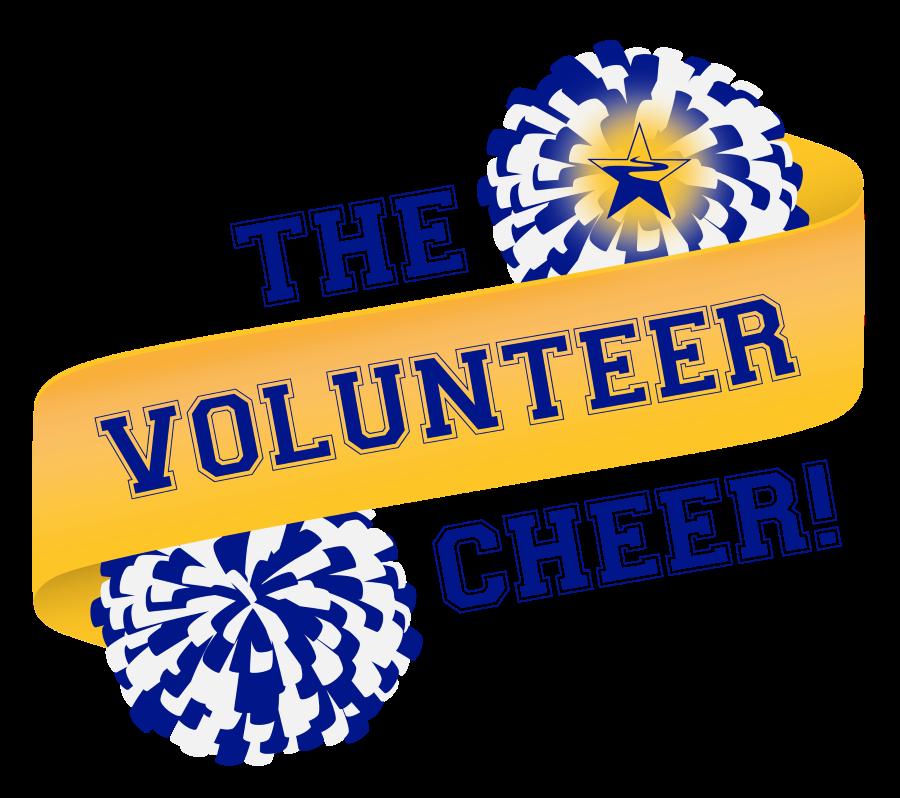 The Volunteer Cheer.