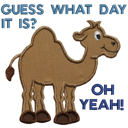 100+ Hump Day Clip Art.