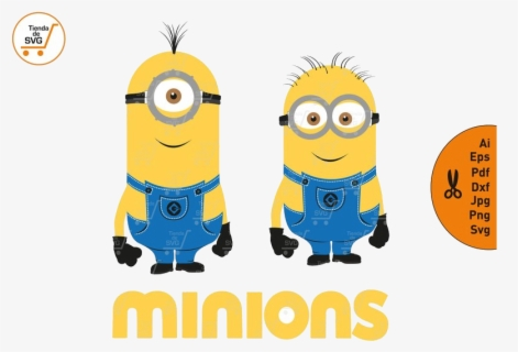 Free Minion Clip Art with No Background.