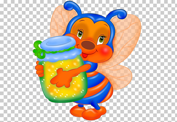 Morning Bee Wednesday , bee PNG clipart.