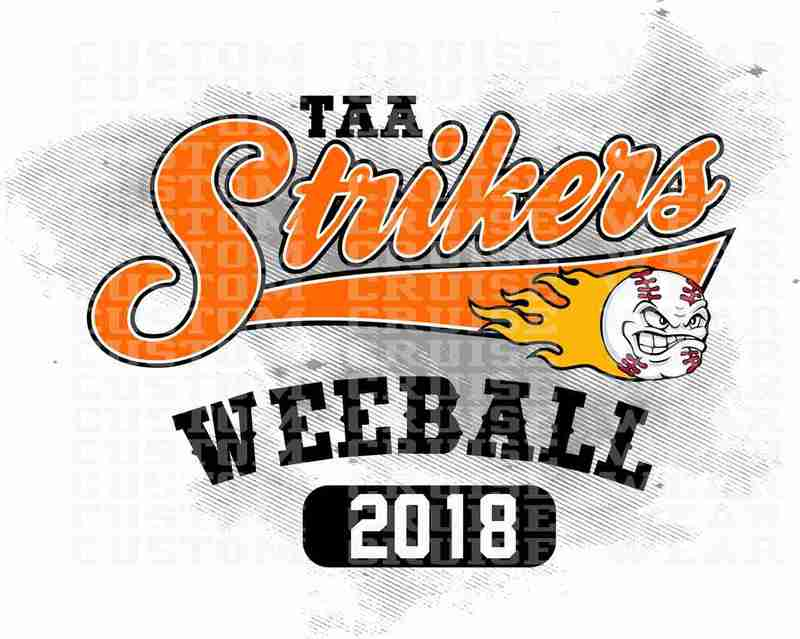 TAA Strikers WeeBall.