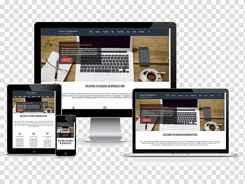 Weebly Business Responsive web design, Business transparent.