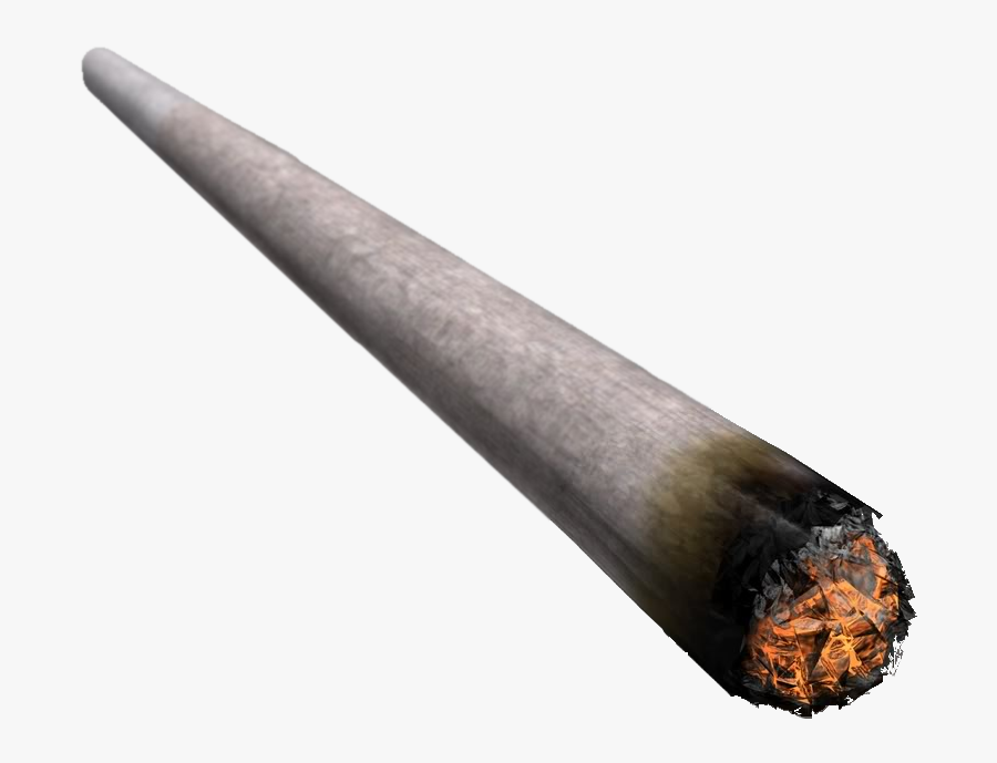 Transparent Weed Joint Clipart.