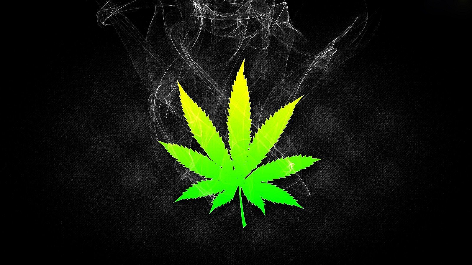 Smoking Weed Wallpapers.