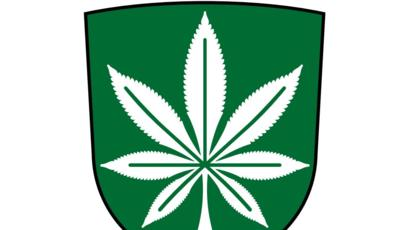 Estonian district votes to get cannabis leaf flag.