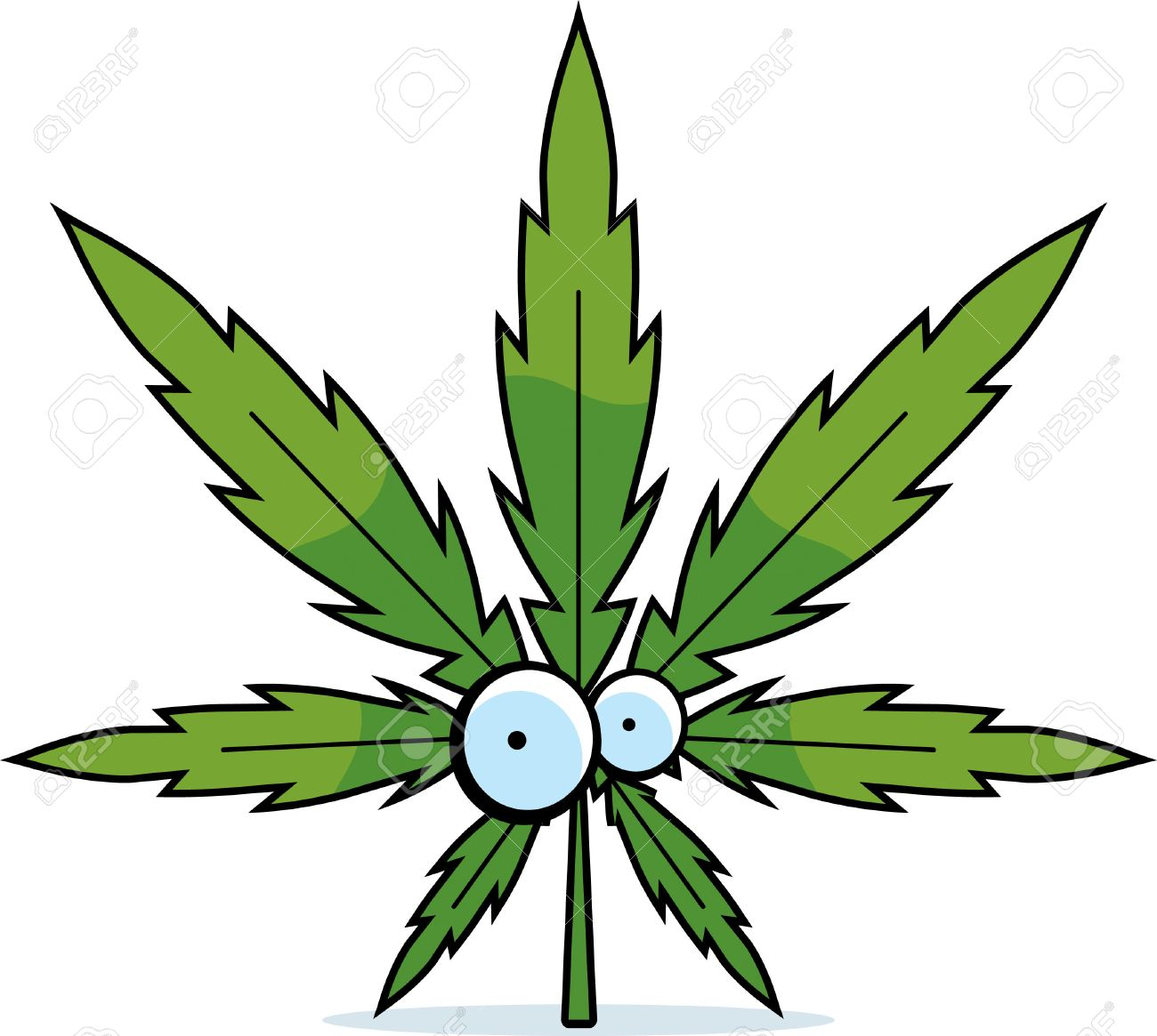 Weed Leaves Drawing at GetDrawings.com.