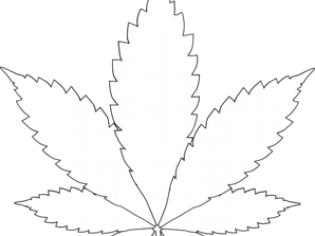 Drawn Weed Symbol Toronto Maple Leafs Weed Logo.
