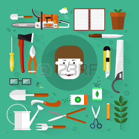 106 Weeder Stock Illustrations, Cliparts And Royalty Free Weeder.