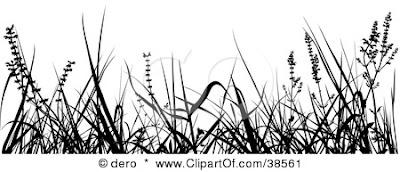 Garden weeds clipart.