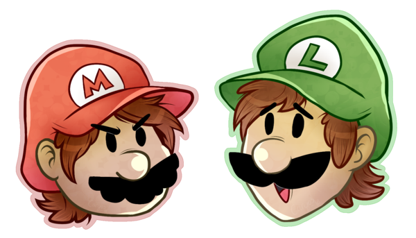 Malleo and Weegee by Caryos.deviantart.com on @DeviantArt.