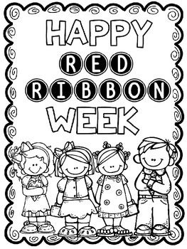 Red Ribbon Clipart Black And White.