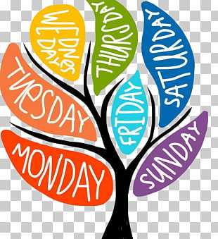 457 day of the Week PNG cliparts for free download.