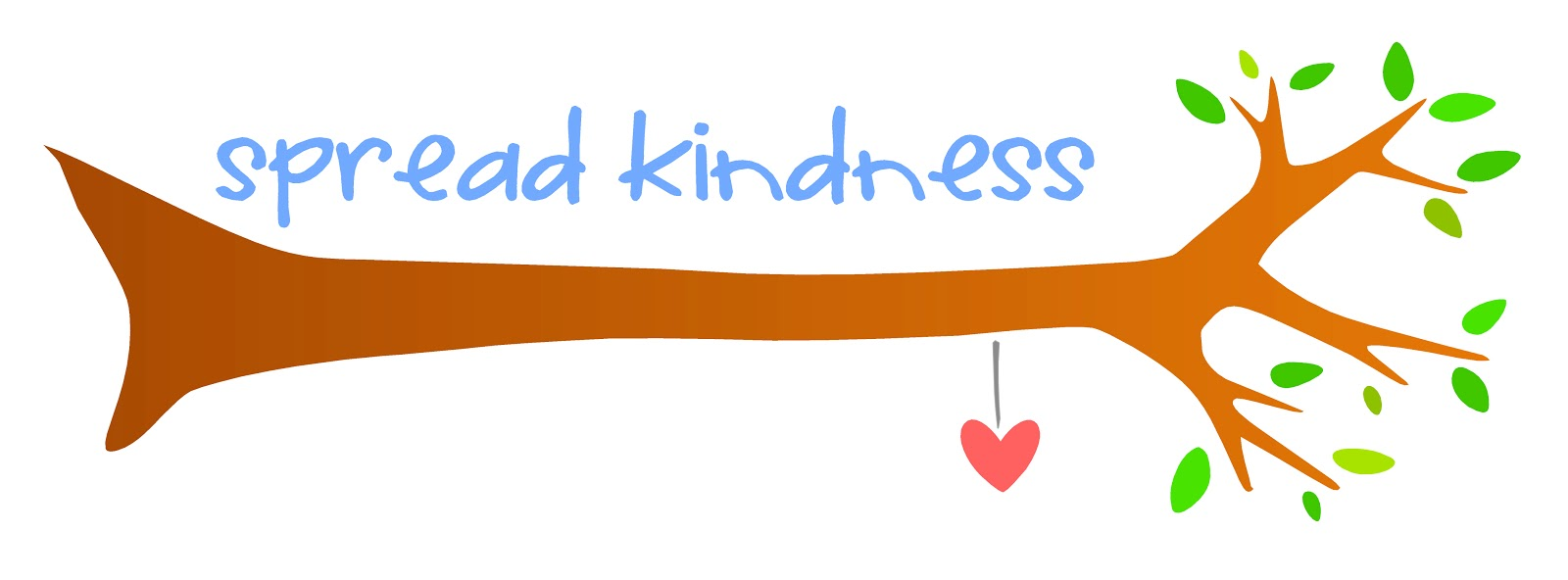 Kindness Tree Clipart.
