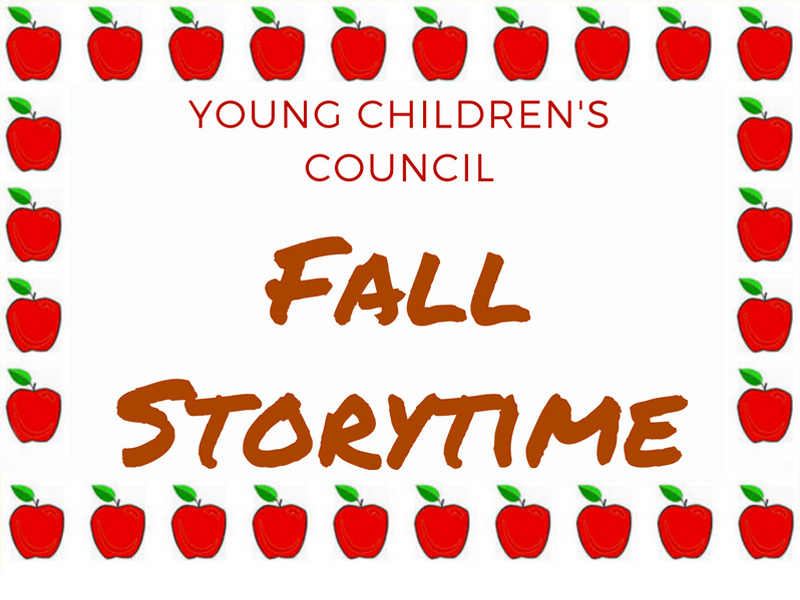 Storytime Returns This Week!.