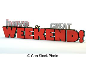 643 Weekend free clipart.
