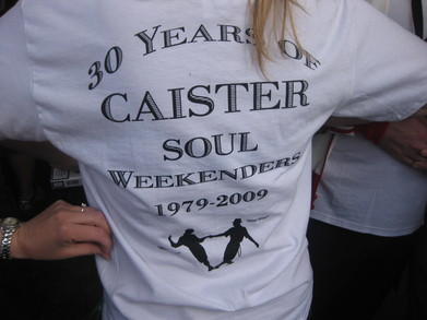 Caister Soul Weekender T.