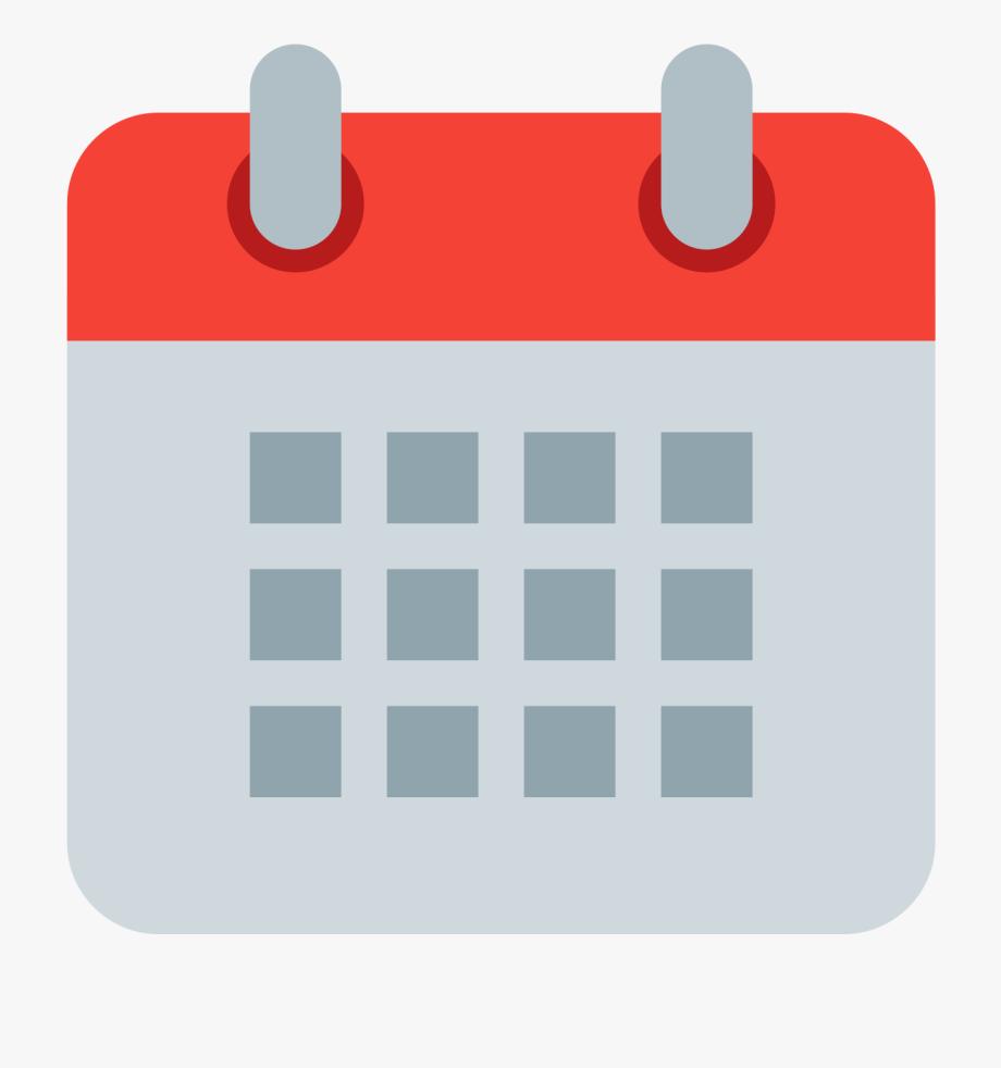 November Calendar Clip Art.