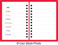 Free Calendar Weekly Cliparts, Download Free Clip Art, Free.
