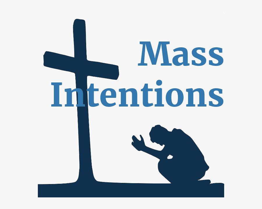 Catholic Transparent Mass Intentions , Free Transparent.