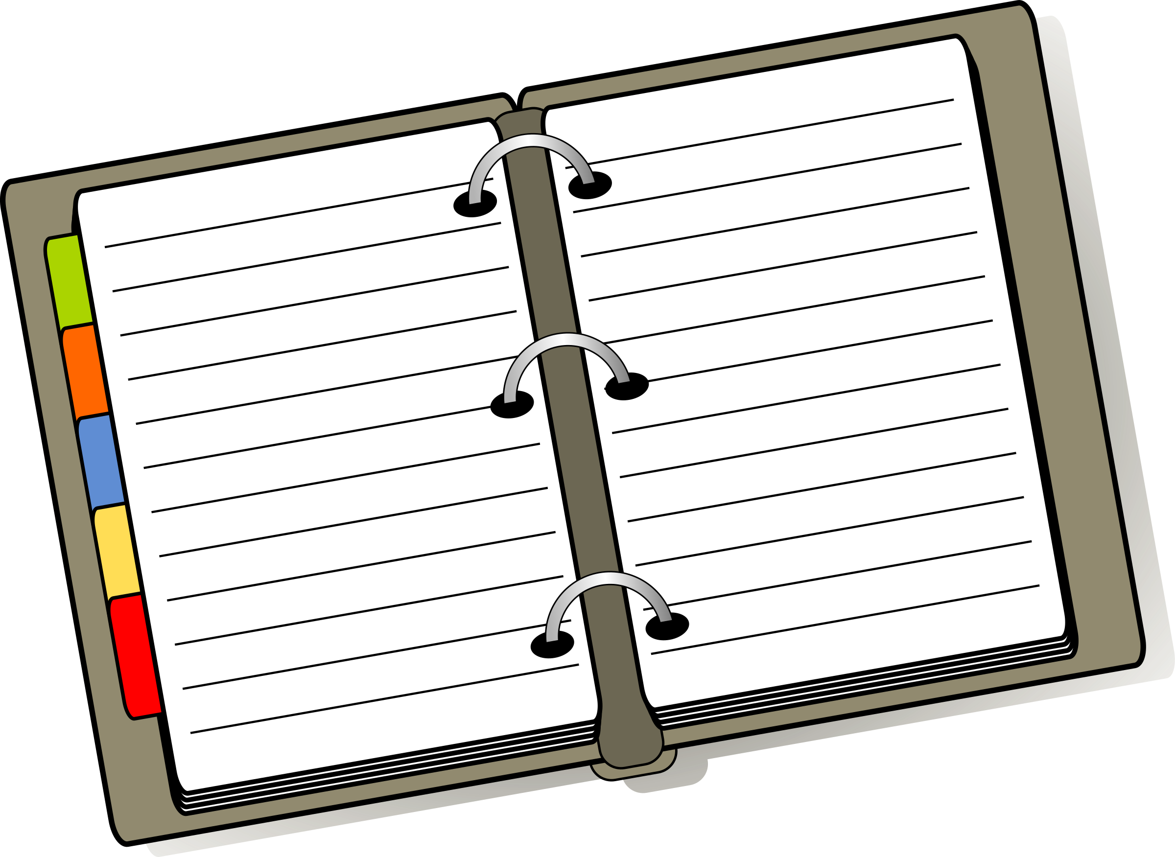Planner clipart weekly planner, Planner weekly planner.