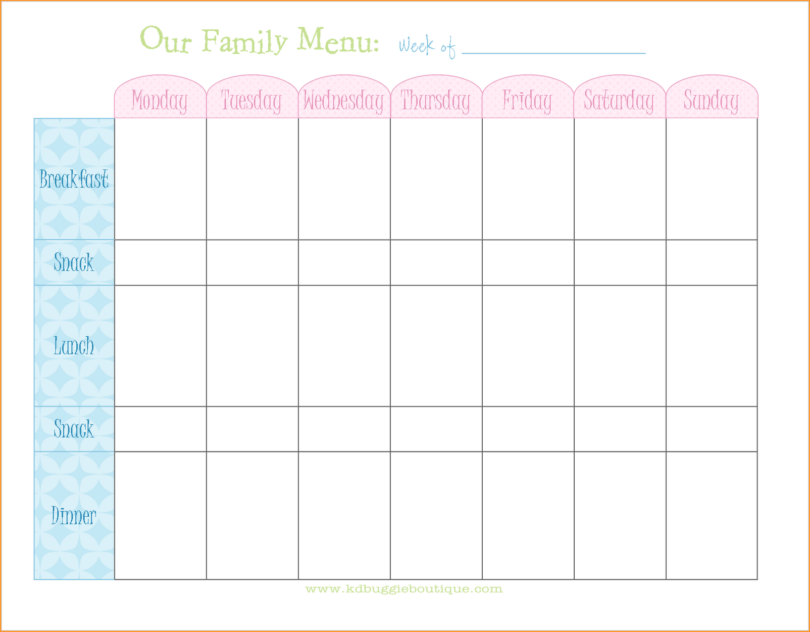 Png Planner 6 » PNG Image #120571.