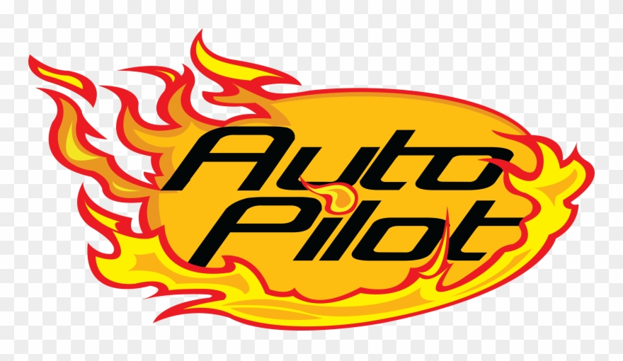Auto Pilot Is A Weekly Test Drive Program, Presented Clipart.