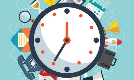 3 Benefits of Time Clock Apps.