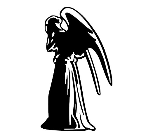 DOCTOR WHO WEEPING ANGELS CLIP ART.
