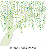 Willow tree Clipart Vector Graphics. 820 Willow tree EPS clip art.