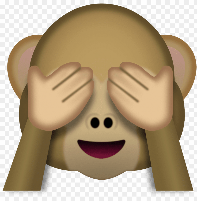 Download monkey face emoji png clipart png photo.