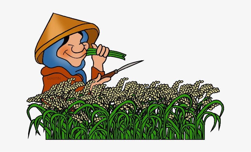 Shining Design Farming Clipart.