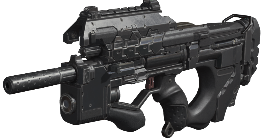 Top Call of Duty Weapons: Black Ops Three Weevil.