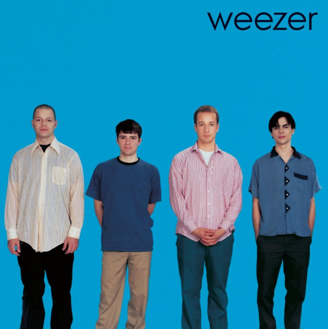 Blue Albums and Pink Triangles: What Color Means to Weezer.