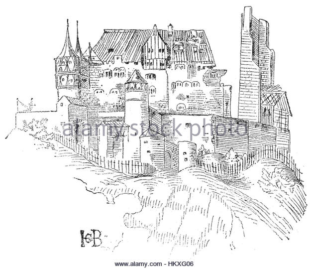 Burg Cut Out Stock Images & Pictures.