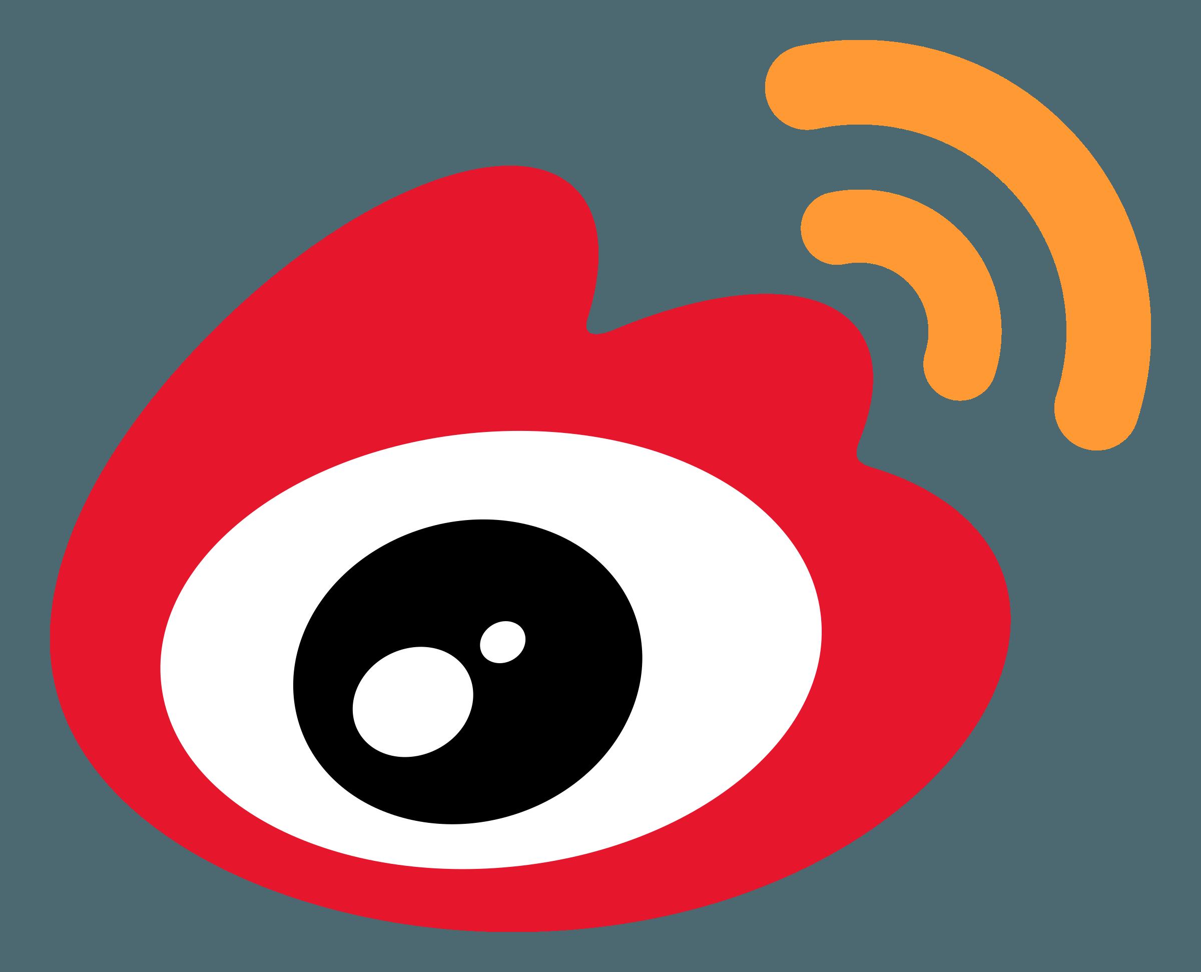 Weibo Logo PNG Transparent & SVG Vector.
